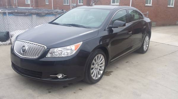 Insurance Quote For 2010 BUICK ALLURE LACROSSE CXL AWD 2WD SEDAN 4 DOOR - 3.0L V6  DIR DOHC 24V ND4 $117.02 Per Month