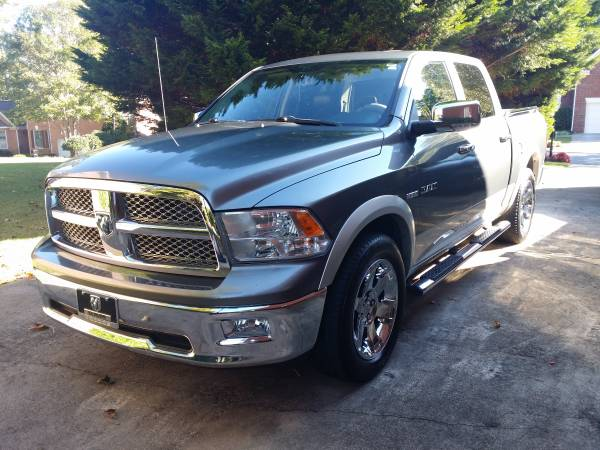 Insurance Quote For 2010 DODGE RAM 1500 CREW PICKUP $120.95 Per Month