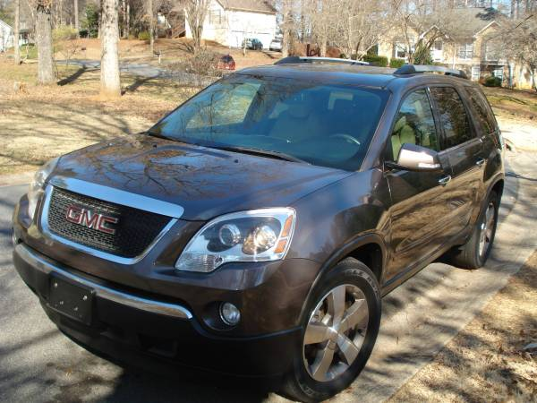 Insurance Quote For 2010 GMC ACADIA SL 2WD WAGON 4 DOOR - 3.6L V6  DIR DOHC 24V ND4 $194.71 Per Month