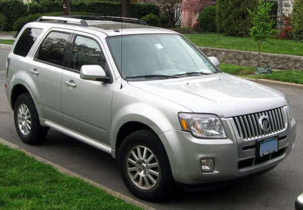 Insurance Quote For 2010 MERCURY MARINER 2WD WAGON 4 DOOR - 2.5L I4 FI DOHC NF4 $185.3 Per Month