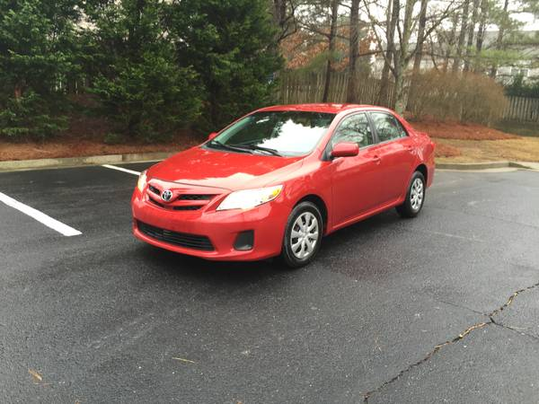 Insurance Quote For 2010 TOYOTA COROLLA S LE XLE 2WD SEDAN 4 DOOR - 1.8L L4  FI  DOHC 16V NF4 $120.32 Per Month