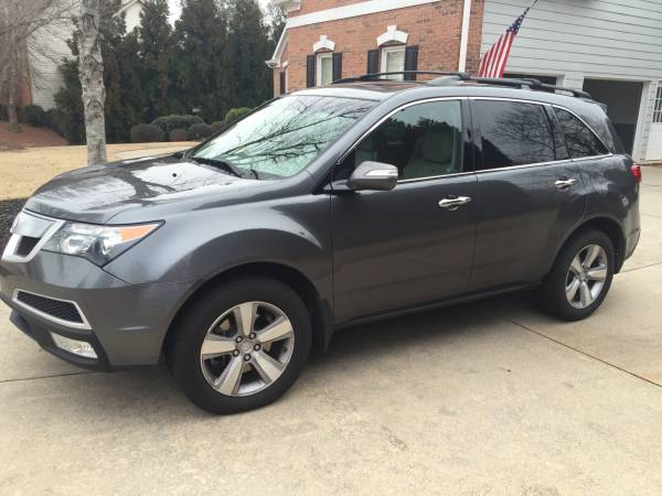 Insurance Quote For 2011 ACURA MDX 4WD WAGON 4 DOOR - 3.7L V6  MPI SOHC 24V NM4 $173.98 Per Month