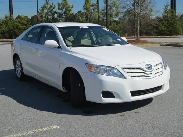 Insurance Quote For 2011 TOYOTA CAMRY SE LE XLE CAMRY-SEDAN 4 DOOR $118.68 Per Month