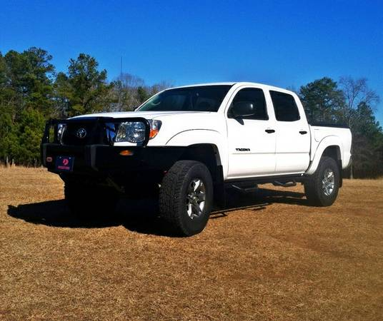 Insurance Quote For 2011 TOYOTA TACOMA PRERUNNER LONG BED 2WD CREW PICKUP - 4.0L V6  FI  DOHC 24V NF4 $198.73 Per Month