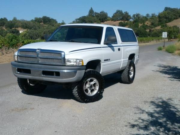1B7HF16Y9XS297739 Insurance Rate Quote for 1999 Dodge Ram Pickup 1500 2 Dr Laramie SLT Standard Cab SB $26.36 per Month