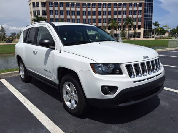 1C4NJCBAXED882854 Insurance Rate Quote for 2014 Jeep Compass Sport 4WD $127.83 per Month