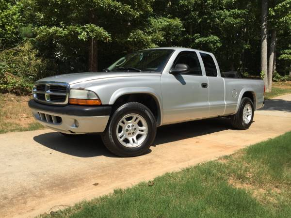 1D7GL32N54S748176 Insurance Rate Quote for 2004 Dodge Dakota $34.45 per Month