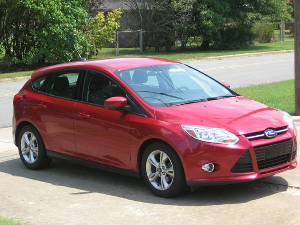 1FAHP3K29CL307819 Insurance Rate Quote for 2012 Ford Focus SE Hatchback $86.88 per Month