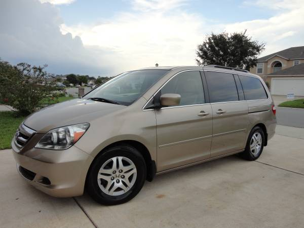 5FNRL38736B460927 Insurance Rate Quote for 2006 Honda Odyssey EX-L $58.55 per Month