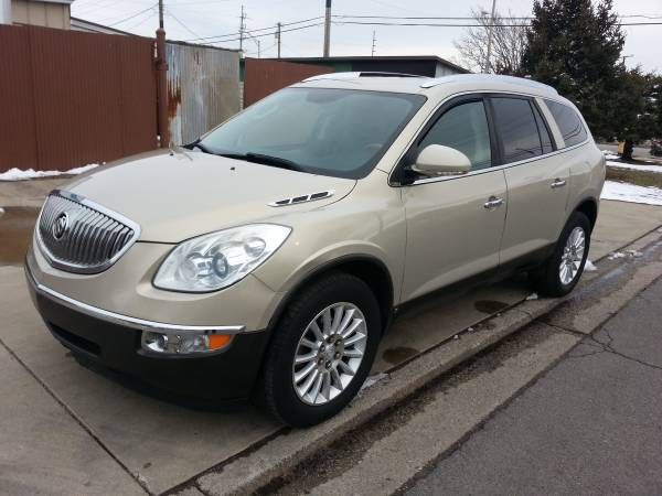 5GAER23708J105810 Insurance Rate Quote for 2008 Buick Enclave CXL $113.73 per Month