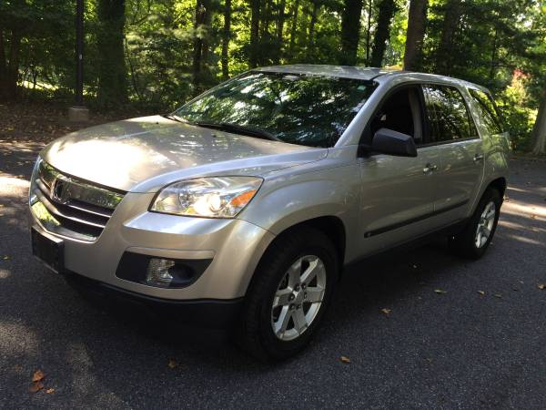 5GZER13788J194114 Insurance Rate Quote for 2008 Saturn Outlook XE FWD $68.33 per Month
