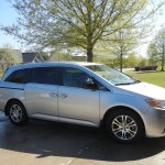 5fnrl5h42bb032892 Insurance Rate Quote for 2011 Honda Odyssey EX $141.40 per Month