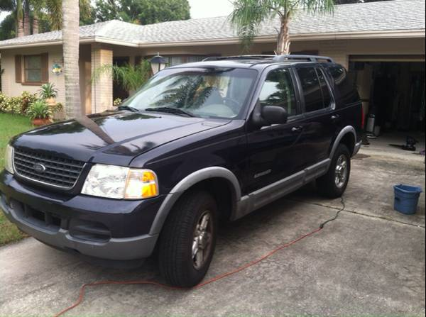 Auto Insurance Quote for 2002 Ford Explorer Limited 4WD in Helenwood, TN $32.07 per Month