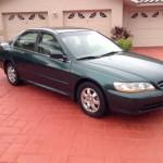 Auto Insurance Quote for 2002 Honda Accord SE in Denver, CO $30.50 per Month