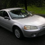 Auto Insurance Quote for 2003 Chrysler Sebring Limited in Warrensville NC $24.93 per Month