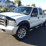 Auto Insurance Quote for 2005 Ford F-350 Super Duty Lariat 4WD Crew Cab LB in Hampton, GA $126.29 per Month