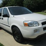 Auto Insurance Quote for 2006 Chevrolet Uplander LS FWD 1LS in California $35.44 per Month