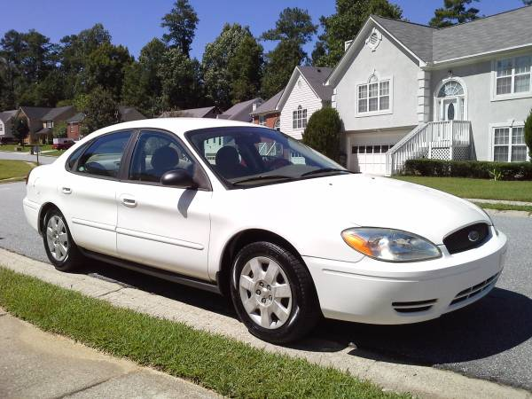 Auto Insurance Quote for 2007 Ford Taurus SEL Fleet in Vancouver WA $31.76 per Month