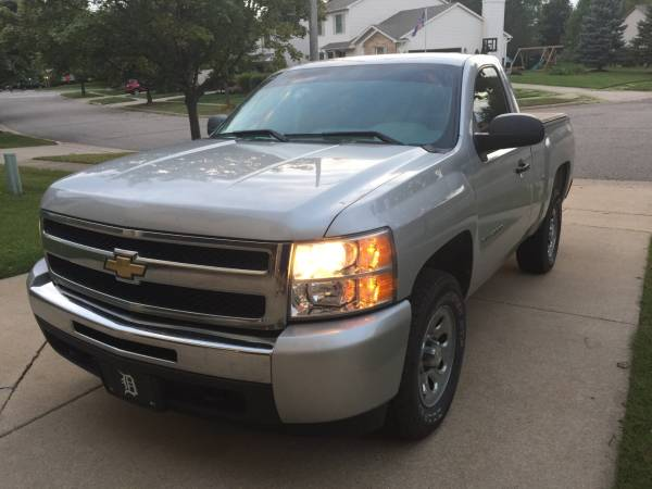 Auto Insurance Quote for 2010 Chevrolet Silverado 1500 LT1 in Tulsa Oklahoma $131.56 per Month