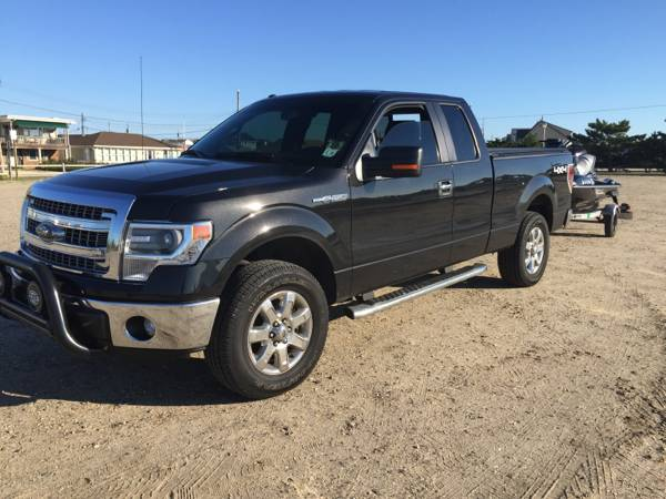 Auto Insurance Quote for 2014 Ford F-150 FX2 SuperCab 6.5ft Bed in Las Vegas, NV $225.64 per Month