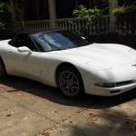 Auto Insurance Rate Quote for 1998 Chevrolet Corvette Convertible in Jacksonville Florida $59.10 per Month