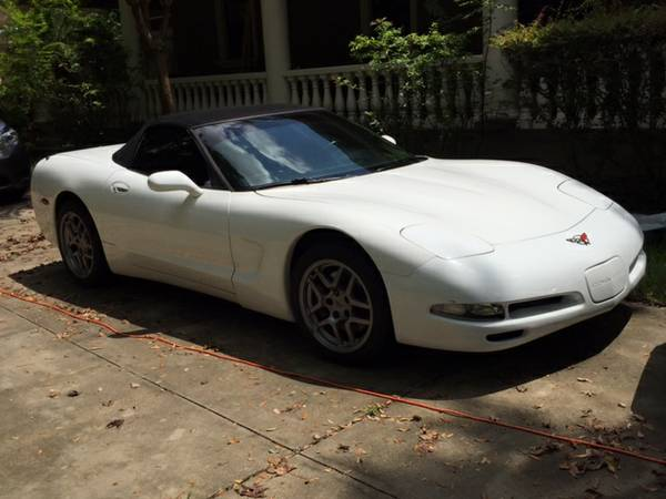 Auto Insurance Rate Quote for 1998 Chevrolet Corvette Convertible in Jacksonville Florida $59.10 per Month