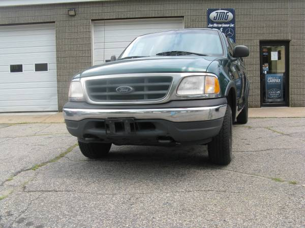 Auto Insurance Rate Quote for 2000 Ford F-150 $79 per Month