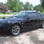 Auto Insurance Rate Quote for 2001 Ford Mustang $75 per Month