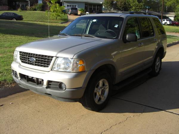 Auto Insurance Rate Quote for 2002 Ford Explorer $45 per Month