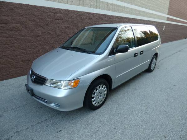 Auto Insurance Rate Quote for 2003 Honda Odyssey EX-L in West Babylon NY $30.93 per Month