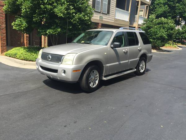 Auto Insurance Rate Quote for 2003 Mercury Mountaineer 4 Dr STD AWD SUV in Delano MN $28.40 per Month