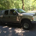 Auto Insurance Rate Quote for 2004 Ford F-250 $118 per Month