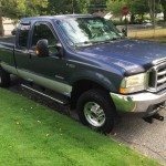Auto Insurance Rate Quote for 2004 Ford F-350 $158 per Month