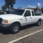 Auto Insurance Rate Quote for 2004 Ford Ranger $54 per Month