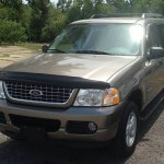 Auto Insurance Rate Quote for 2005 Ford Explorer $53 per Month