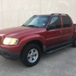 Auto Insurance Rate Quote for 2005 Ford Explorer $71 per Month