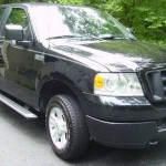 Auto Insurance Rate Quote for 2005 Ford F-150 $100 per Month