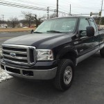 Auto Insurance Rate Quote for 2005 Ford F-250 $100 per Month