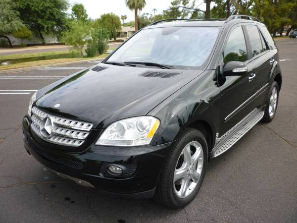 Auto Insurance Rate Quote for 2007 Mercedes-Benz M-Class ML500 in Seattle WA $105.75 per Month