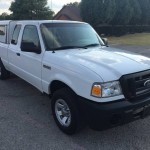 Auto Insurance Rate Quote for 2010 Ford Ranger $112 per Month