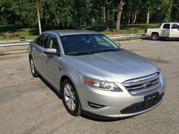 Auto Insurance Rate Quote for 2010 Ford Taurus SEL AWD in Ellensburg Washington $100.73 per Month