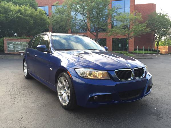 Auto Insurance Rate Quote for 2011 BMW 3 Series 328i xDrive Wagon in Charlotte NC $169.21 per Month