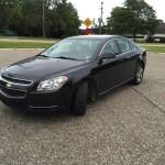 Auto Insurance Rate Quote for 2011 Chevrolet Malibu LT in Lincoln Nebraska $86.84 per Month