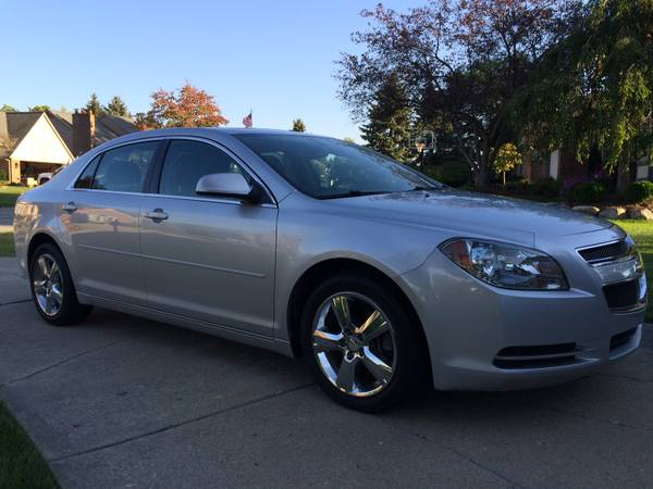 Auto Insurance Rate Quote for 2011 Chevrolet Malibu LT2 in Aurora MO $89.04 per Month