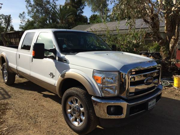 Auto Insurance Rate Quote for 2011 Ford F-350 $353 per Month