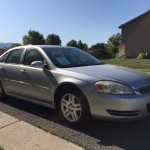 Auto Insurance Rate Quote for 2012 Chevrolet Impala LT Fleet in Hawley MN $92.79 per Month