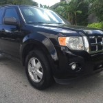 Auto Insurance Rate Quote for 2012 Ford Escape $130 per Month