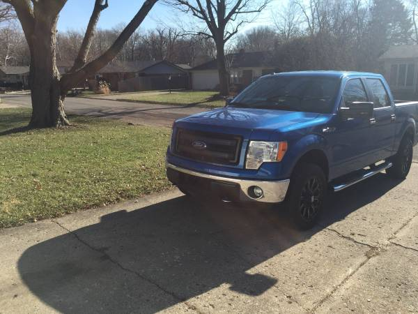 Auto Insurance Rate Quote for 2013 Ford F-150 $294 per Month
