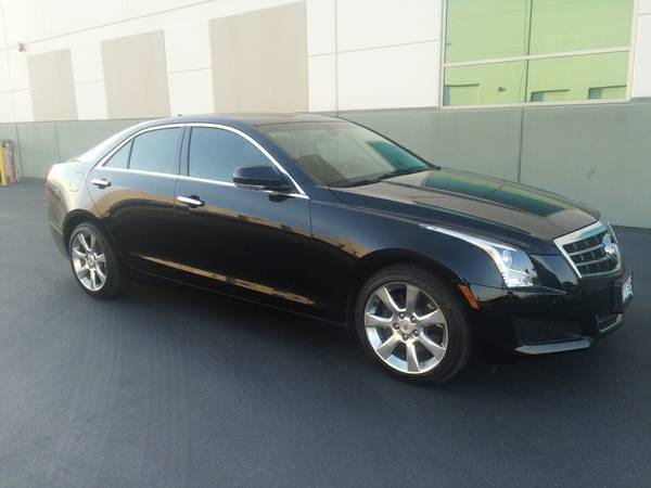 Auto Insurance Rate Quote for 2014 Cadillac ATS 2.5L Luxury in Miami