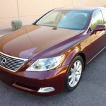 Auto Insurance Rate quote for 2007 Lexus LS 460 Base in Urbana IL $143.23 per Month